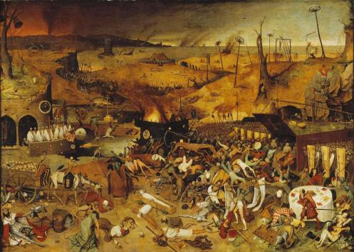 El Triunfo de la Muerte, Bosch
